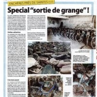 Cyclomoteurs et Vélomoteurs : une sortie de Grange aux enchères!
