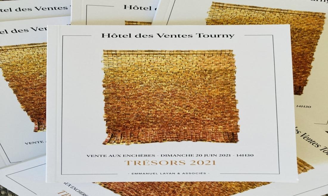 Le catalogue TRÉSORS 2021 est disponible