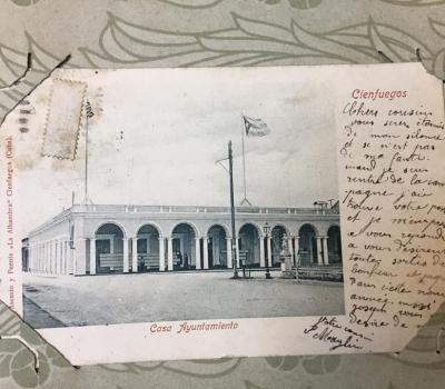 Cuba en carte postale