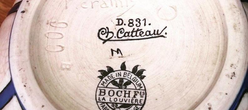 Charles Catteaux, toujours recherché par les amateurs