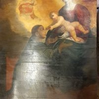 Une belle peinture des années 1600